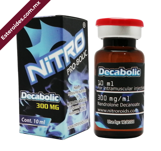 Decabolic Decadurabolin 300