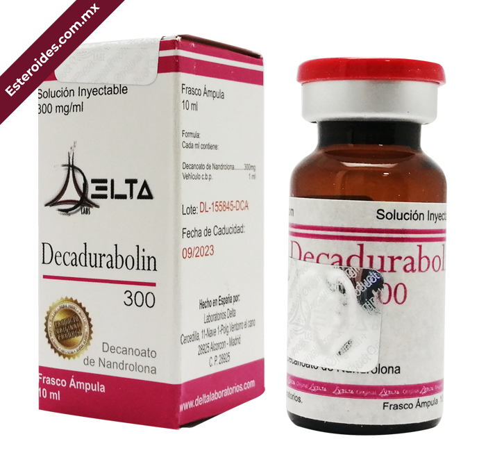 Decadurabolin 300mg - Delta Labs