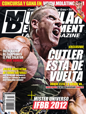 Revista Muscular Development en Espanol