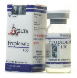 Masteron 100 mg x 10 ml - DELTALABS ( VENTA SOLO