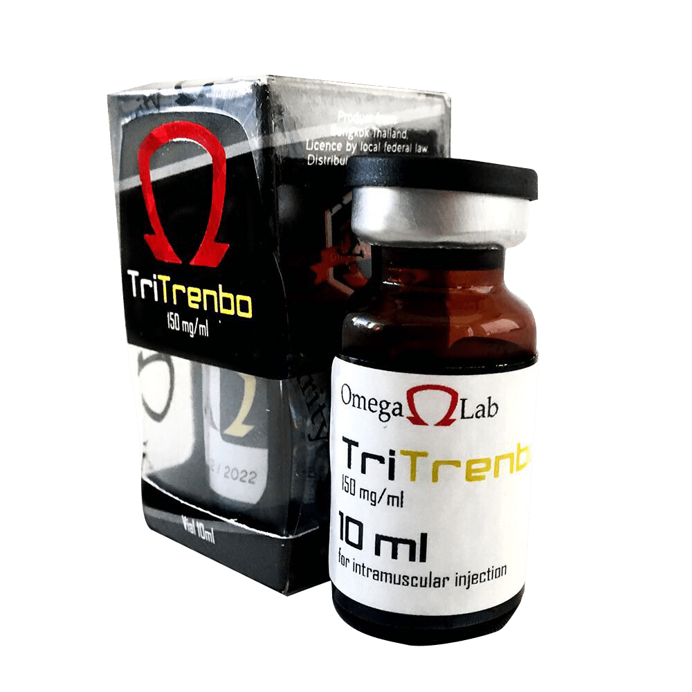 3 - Trembold - 150mg/10ml - 3 Trembolona