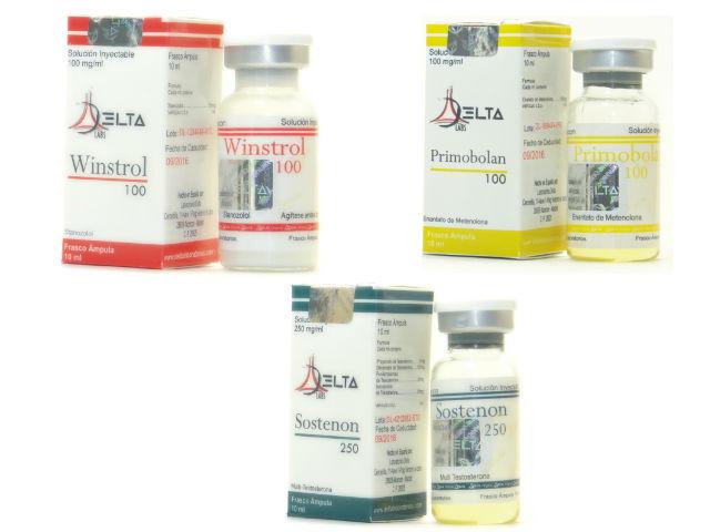 Ciclo rayado 6 sem - Delta - 2   Esteroides.com.mx