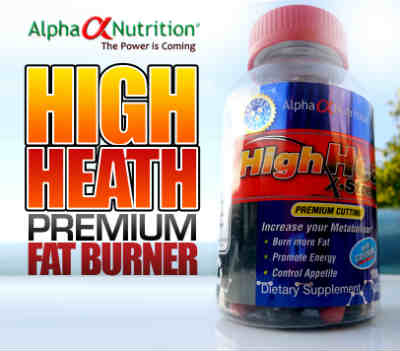 High Heat X strenght - Alpha Nutrition
