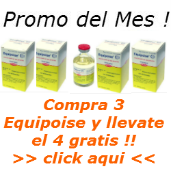 4 BOTES de Equipoise 50ml x 50mg