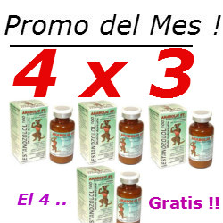 4 BOTES de Winstrol 20ml x 100mg