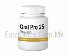 proviron ciclo oral